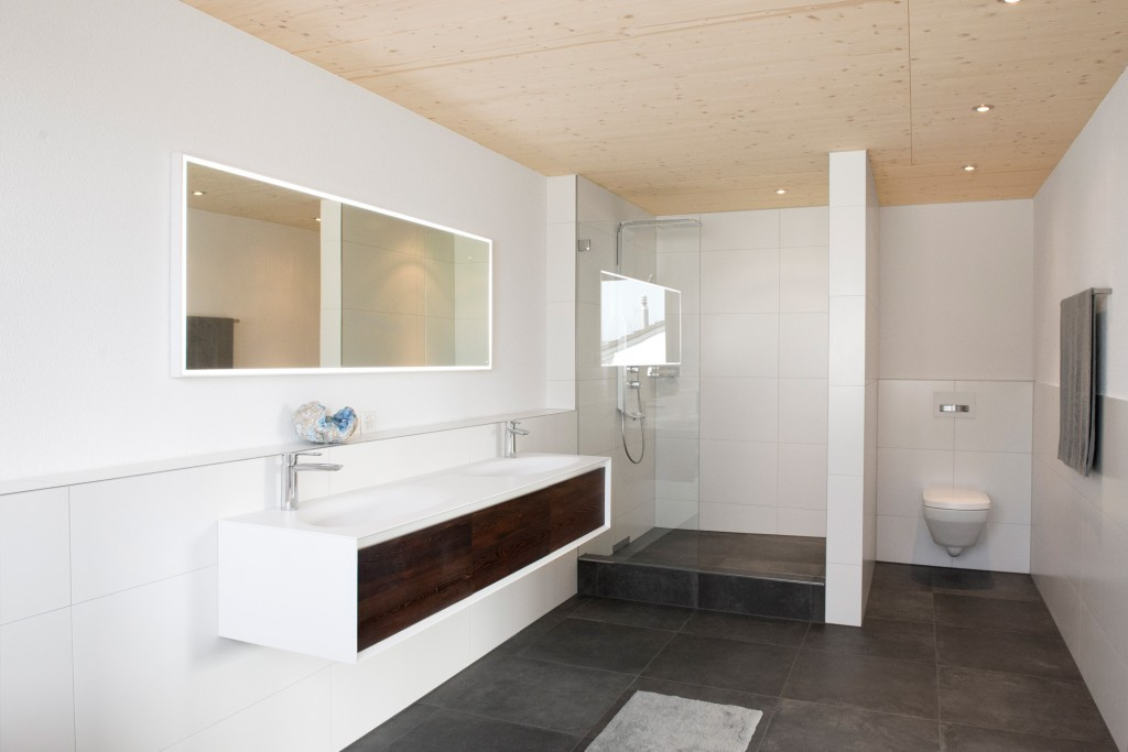 Designerbad, EFH Altenrhein